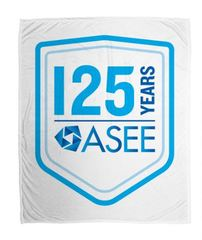ASEE 125th Anniversary Blanket