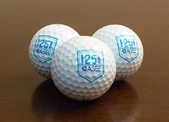 ASEE 125th Anniversary Golf Balls (Pack of 3)